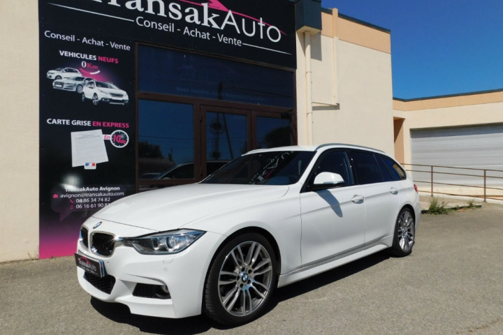 BMW SERIE 3 TOURING F31